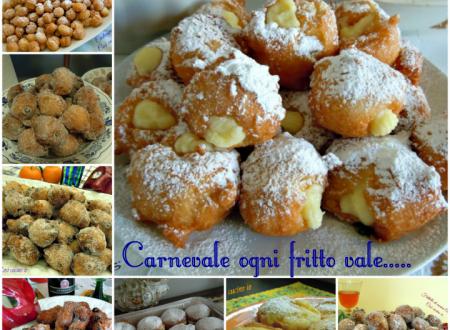 Carnevale ogni fritto vale….
