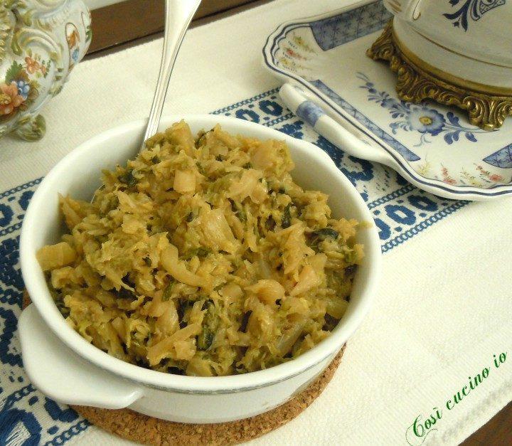 Verze sofegae - Così cucino io