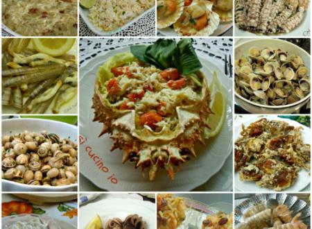 Ricette antipasti di pesce della tradizione veneziana