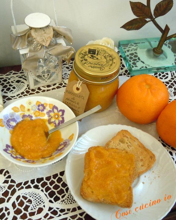 Marmellata di arance di Laura - Così cucino io