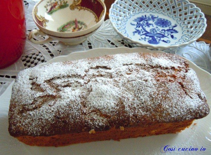 Plumcake delicato - Così cucino io