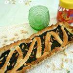 Crostatina ricotta e spinaci