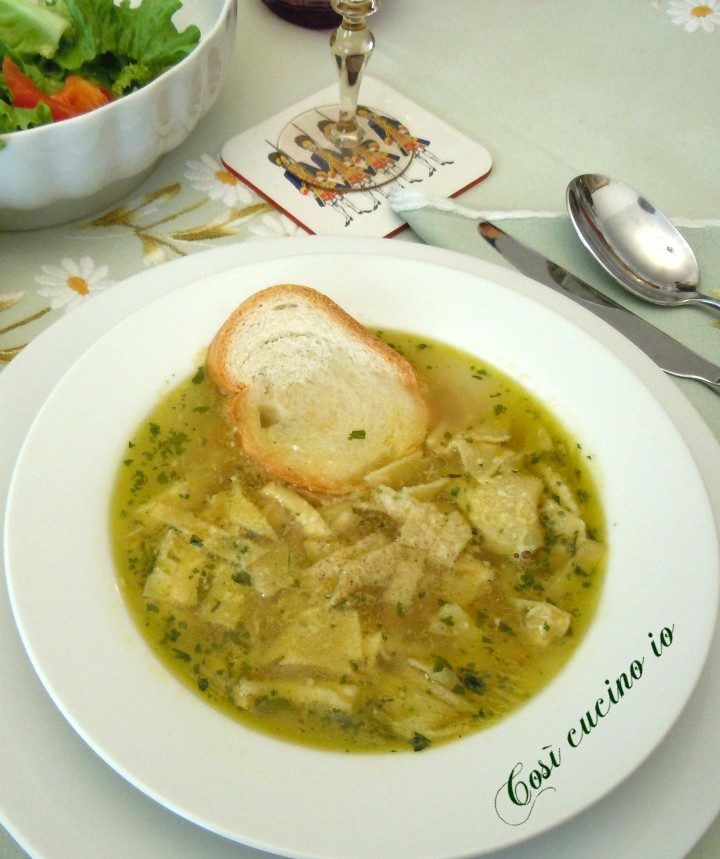 Zuppa di trippa alla trevisana - Così cucino io