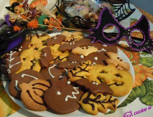 Biscottini per Halloween