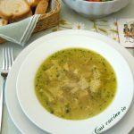 Zuppa di trippa alla trevisana (Sopa de tripe)
