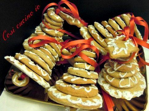 Le campane speziate (ricetta natalizia)