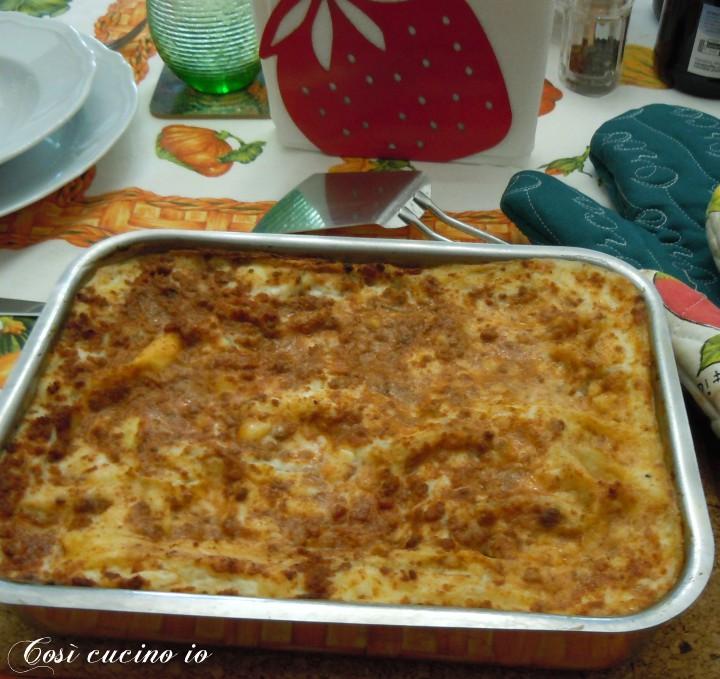 Pasticcio di lasagne - Così cucino io