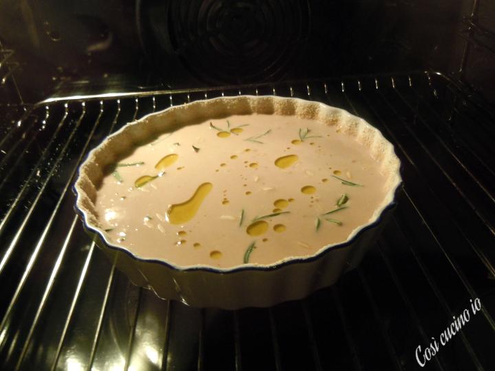 Castagnaccio in forno - Così cucino io