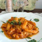 Trippa in umido, ricetta tradizionale
