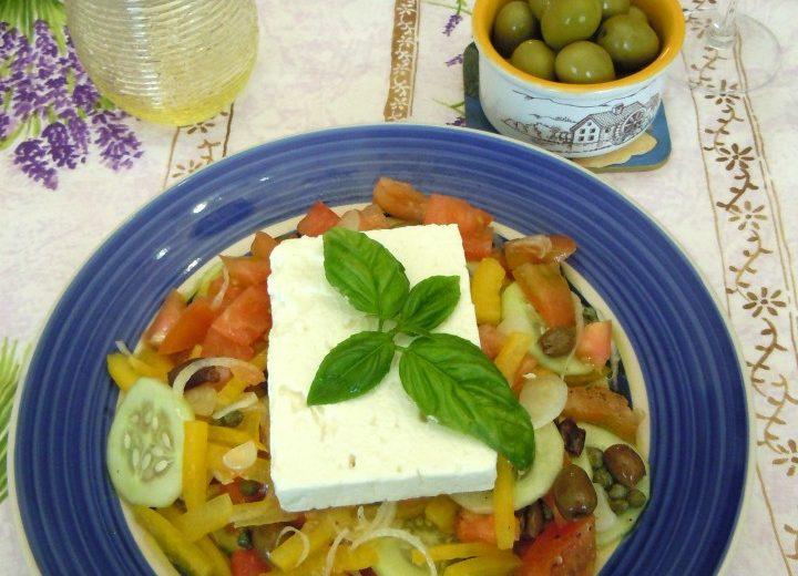 Insalata greca by Eleme