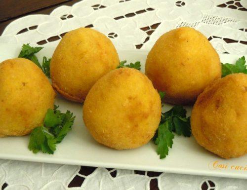 Arancini siciliani a modo mio