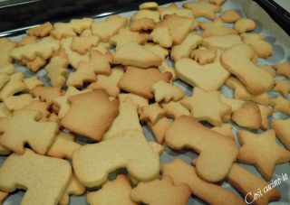 Pasta frolla - Così cucino io