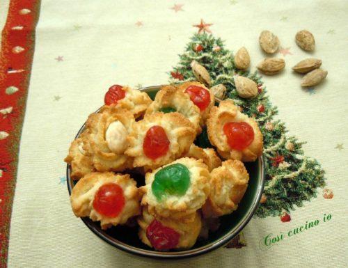 Biscotti di mandorle siciliane
