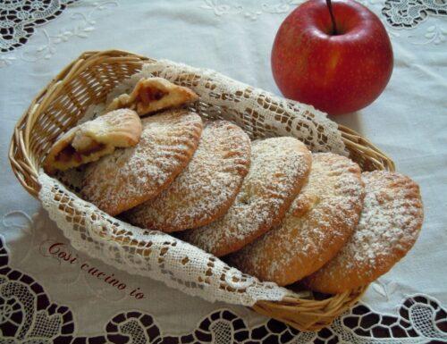 Biscottoni cuor di mela