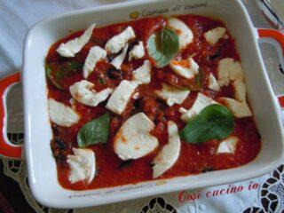 Melanzane alla parmigiana - Così cucino io