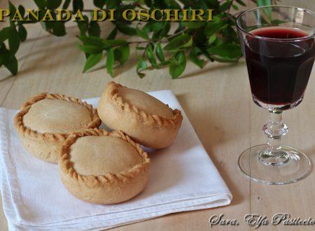 Panada di Oschiri, ricetta tradizionale sarda