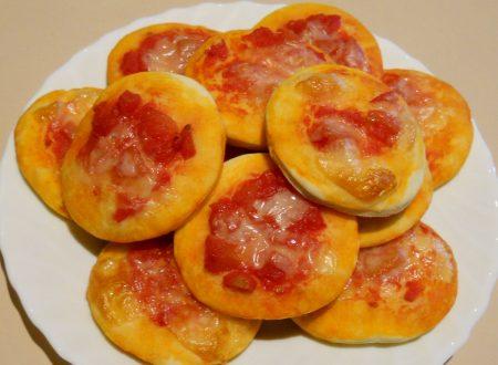 Pizzette! Ricetta semplice e sfiziosa