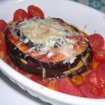 Parmigiana di melanzane ultralight