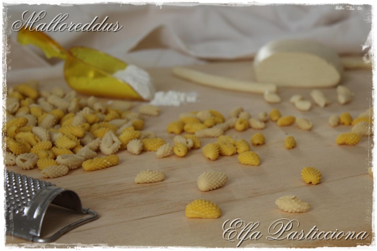 Malloreddus gnocchetti sardi