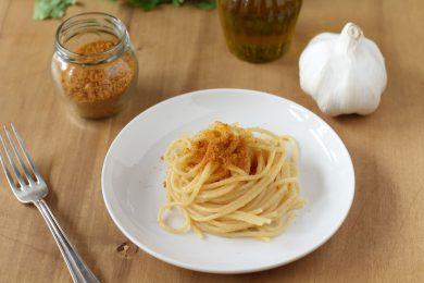Spaghetti alla bottarga di muggine