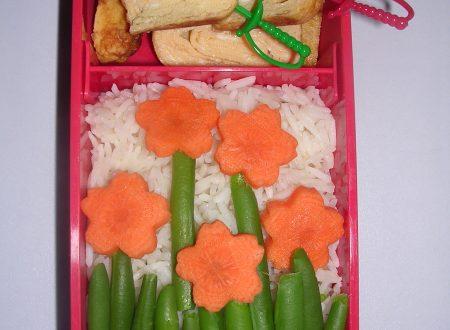Bento time again!  con ricetta tamagoyaki