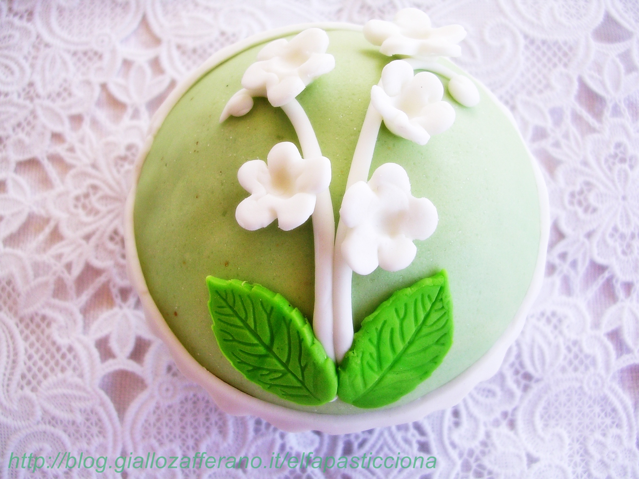 cupcake mughetto