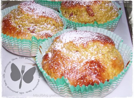 Muffin alle bacche di goji, ricetta Dukan