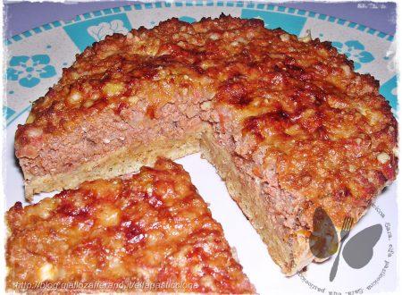 Pasticcio di carne, ricetta dukan