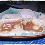 daifuku mochi, ricetta dolce giapponese