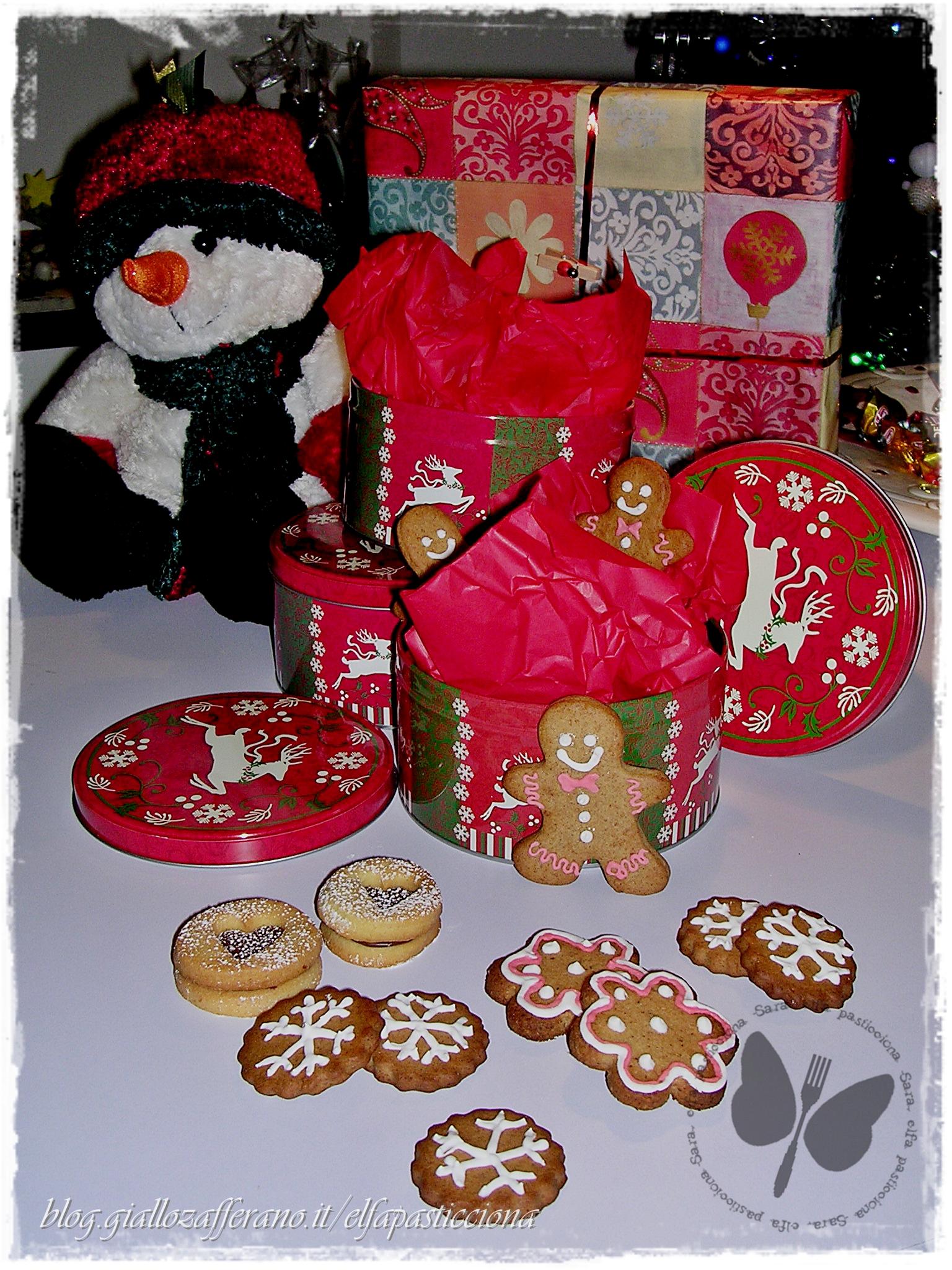 biscotti regalo di natale