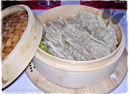 Ravioli cinesi al vapore