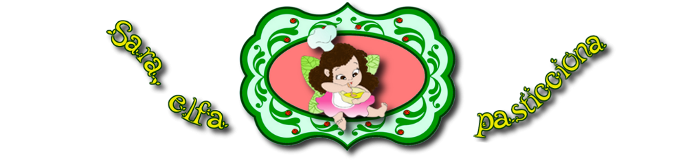 Sara, elfa pasticciona