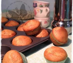 Muffins per colazione, ricetta dolce