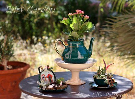 Teacup Fairy Garden, il giardino fatato dentro una tazzina da the