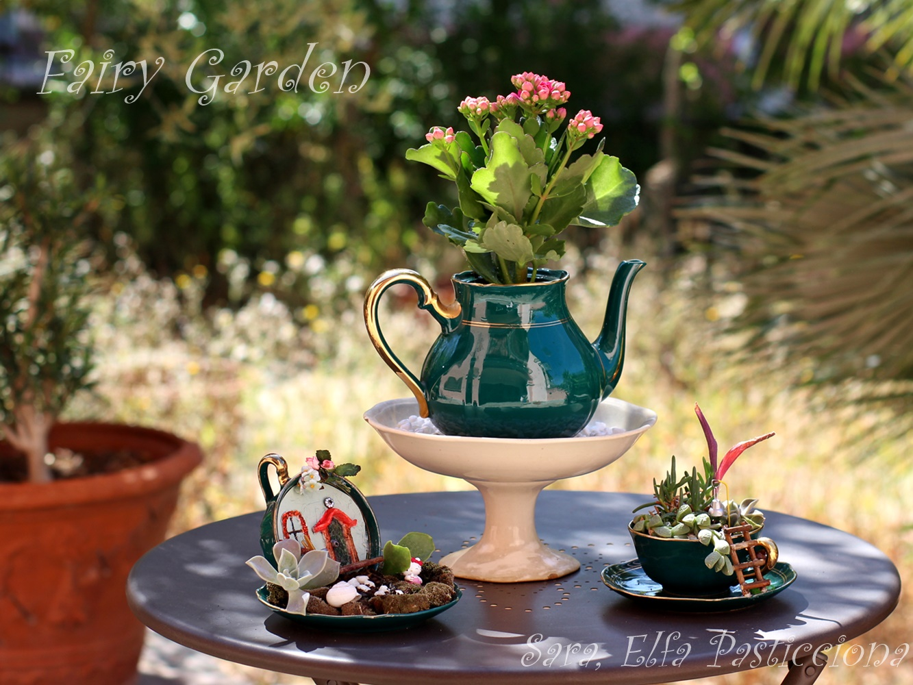 Teacup Fairy Garden Il Giardino Fatato Dentro Una Tazzina Da The