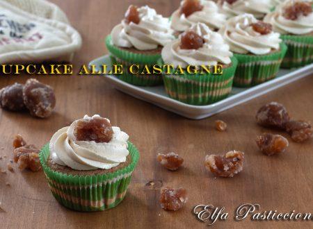 Cupcake alle castagne