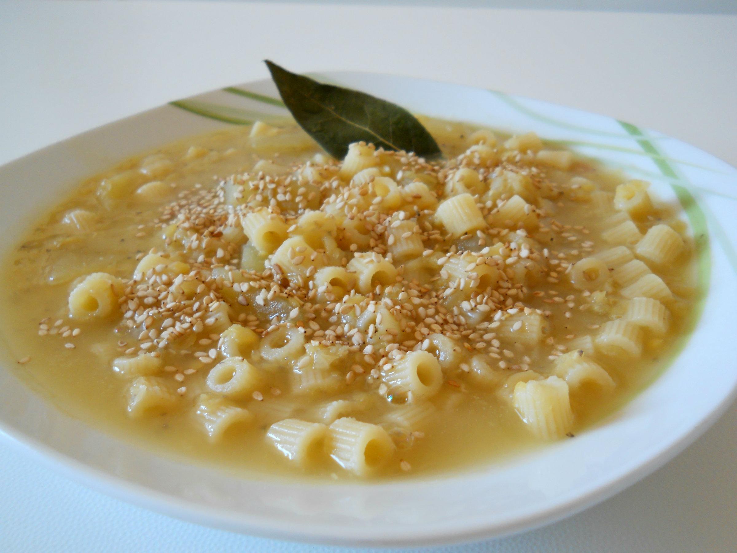 Zuppa lenticchie rosse