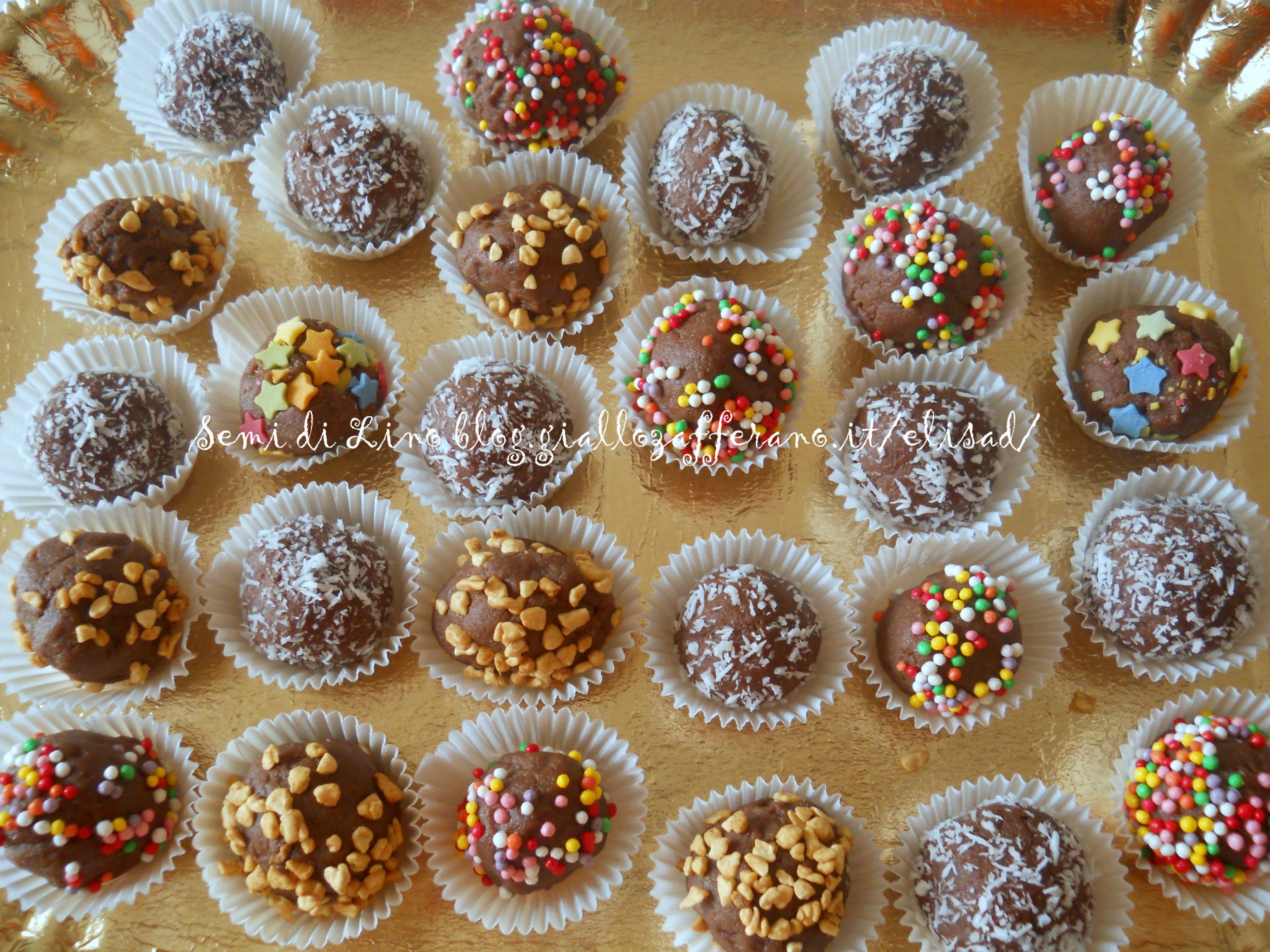 Favorito Cake Pops - Ricetta festa di compleanno | Semi di lino DR73