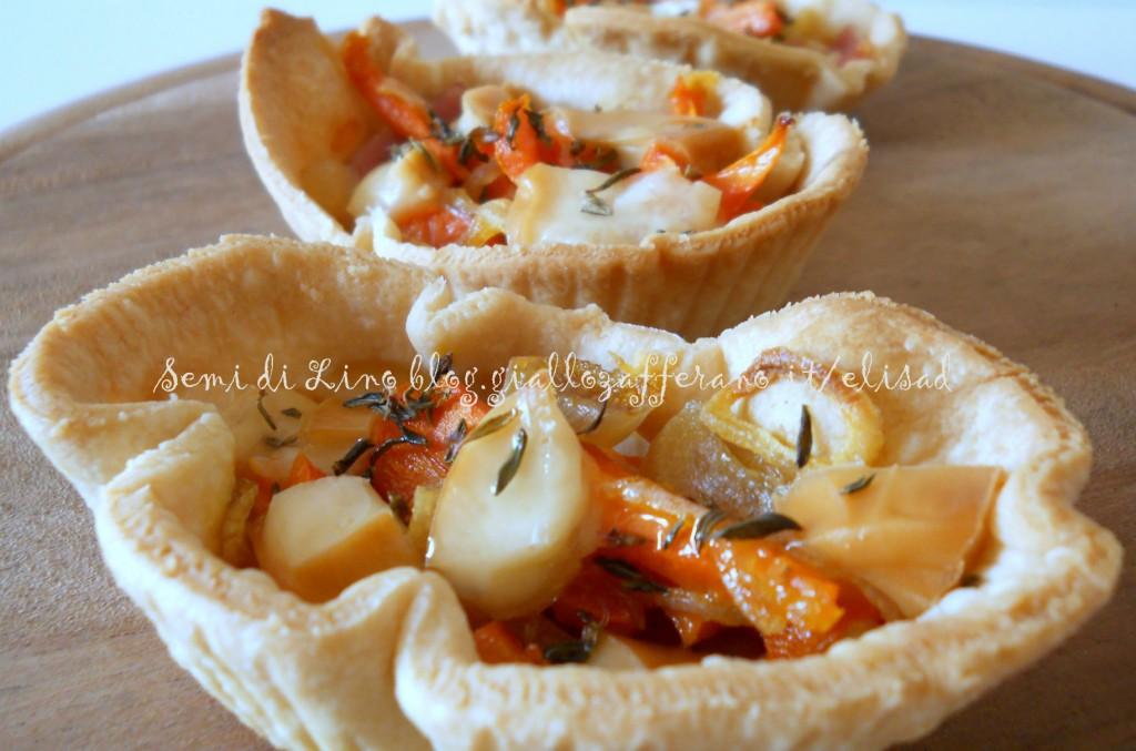 Antipasti di natale 2012 ricette sfiziose semi di lino for Antipasti natalizi ricette
