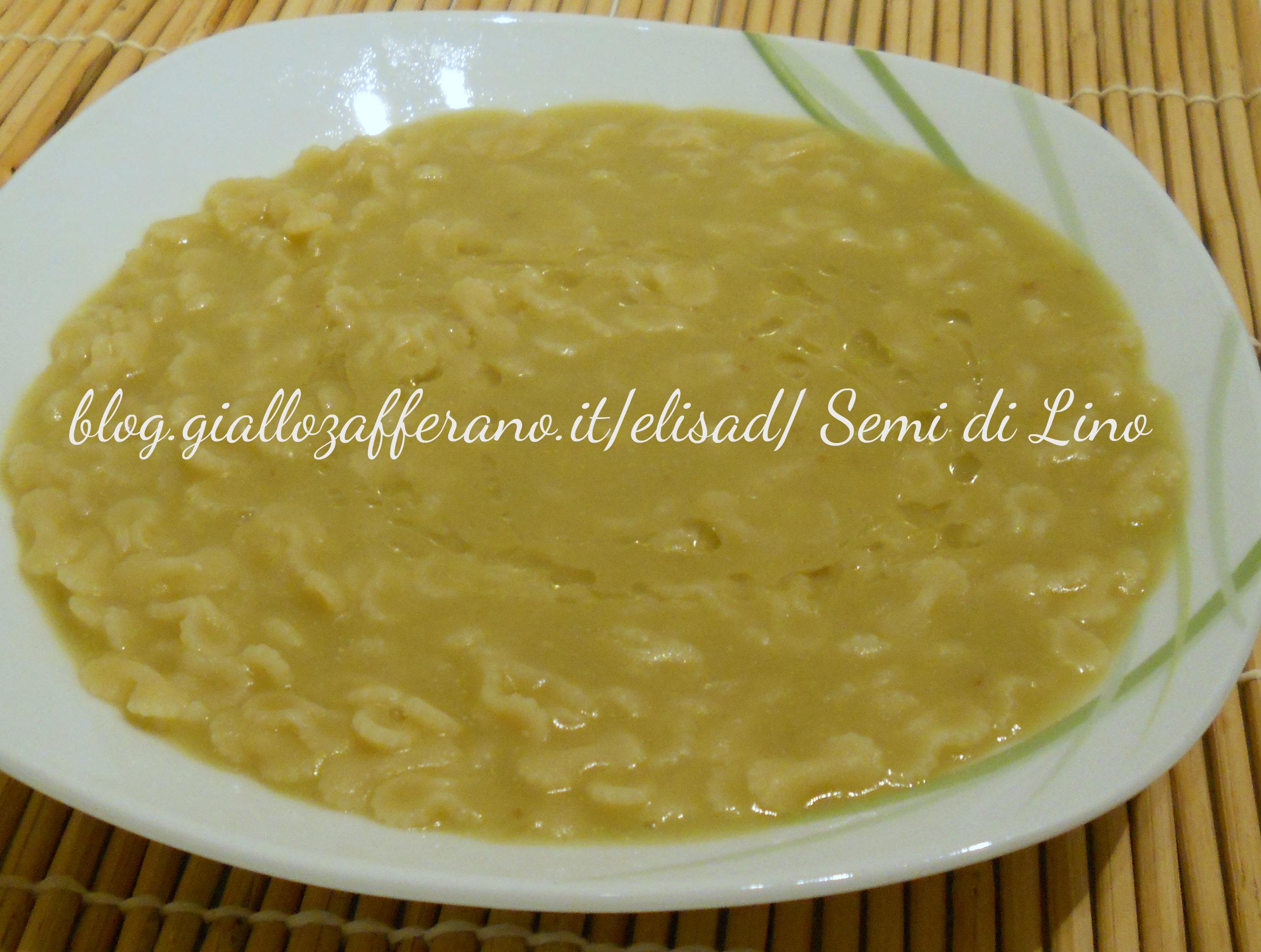 Ricette pasta con piselli secchi
