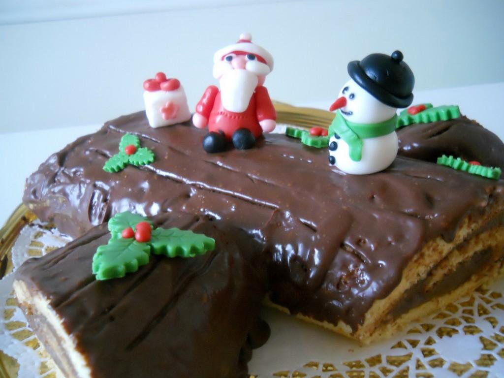 Decorare Il Tronchetto Di Natale.Decorazioni Tronchetto Di Natale Frismarketingadvies