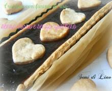 Crostata con farina di riso, una crostata leggera