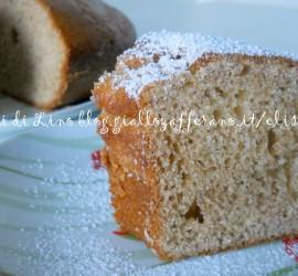 Torta integrale – Ricetta Ciambella light con farina integrale