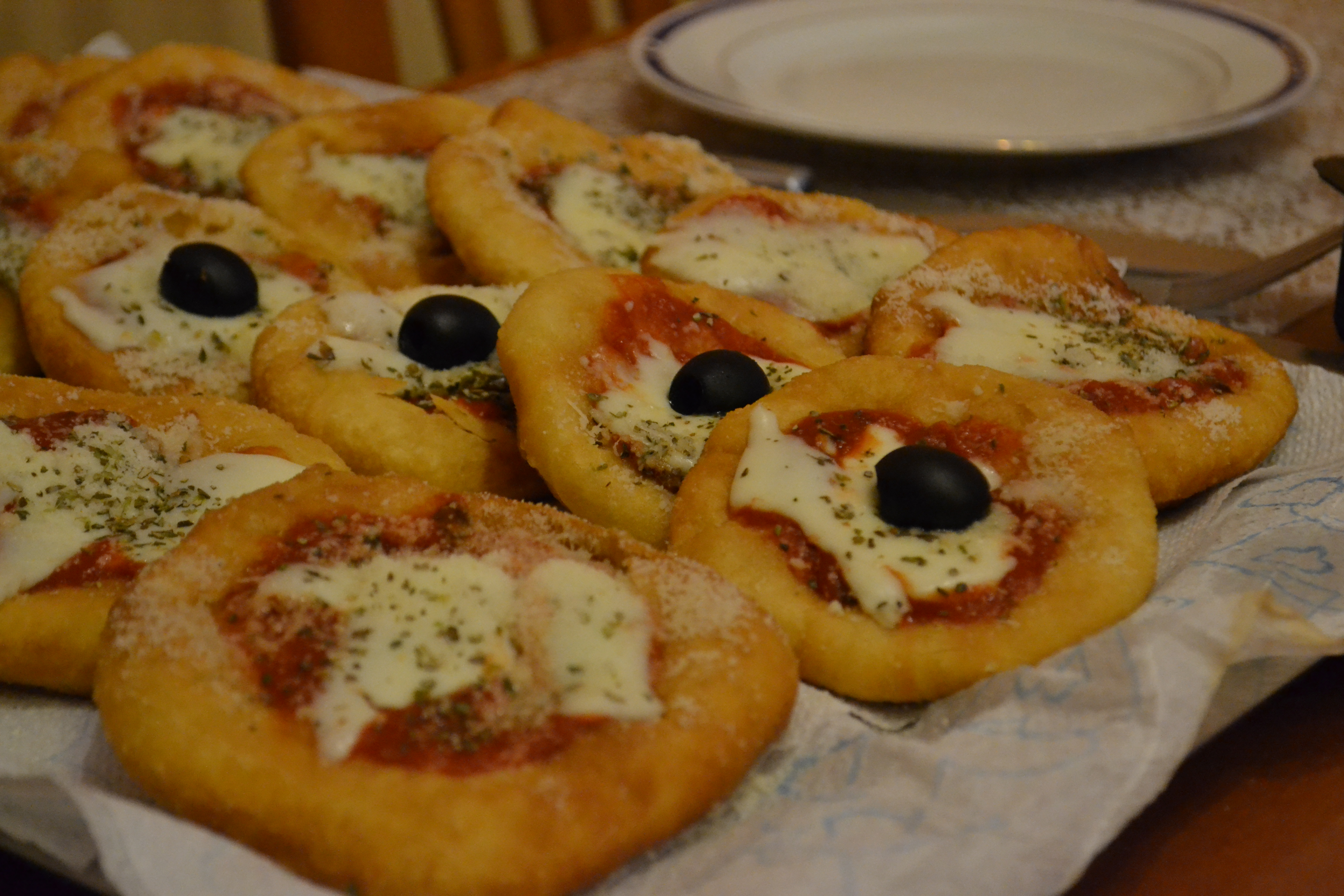 Pizzette napoletane