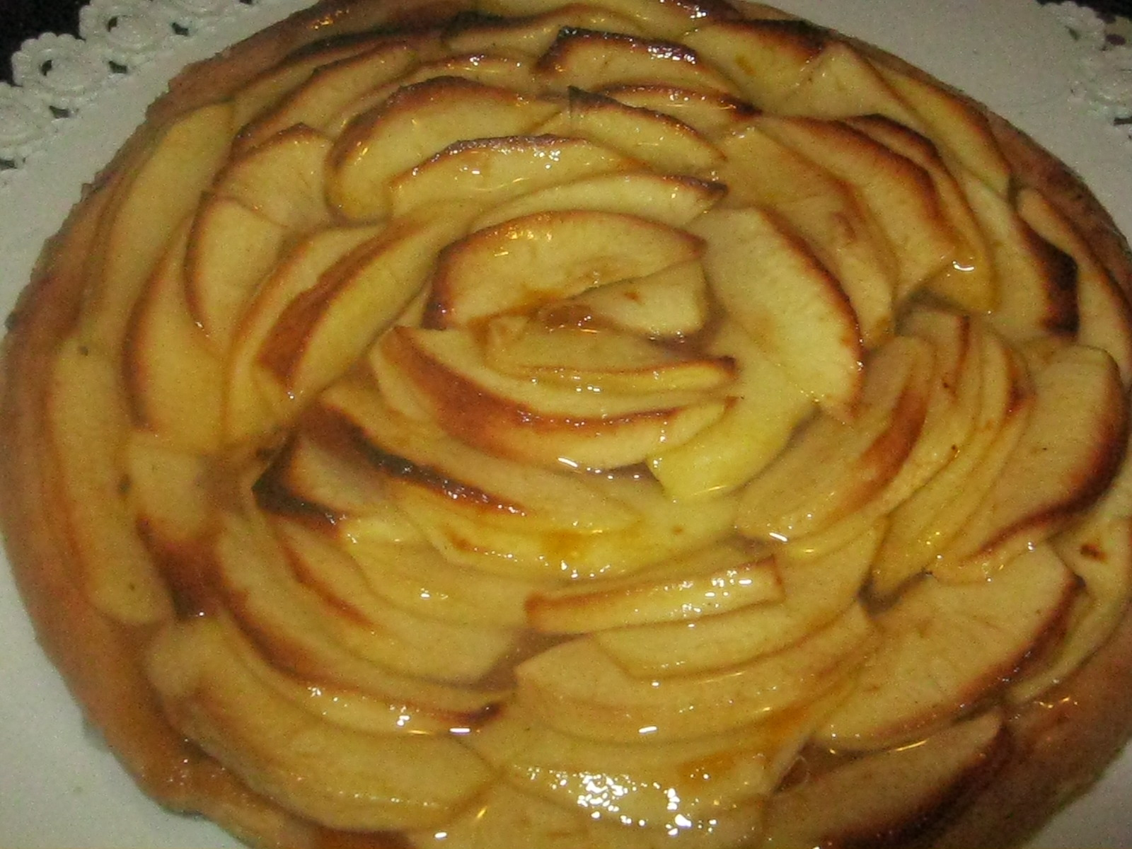 Crostata di mele cucinatranquilla for Crostata di mele