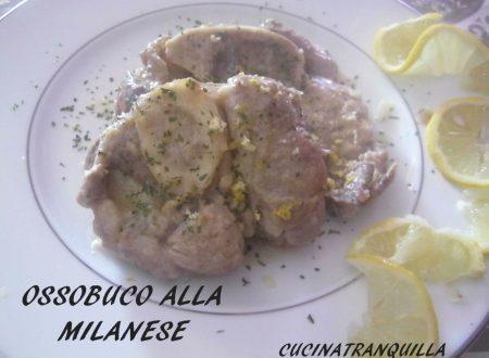 OSSOBUCO ALLA MILANESE
