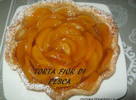 TORTA FIOR DI PESCA