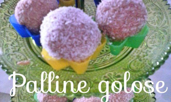PALLINE GOLOSE