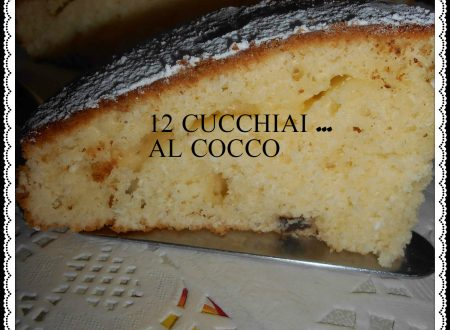 12 CUCCHIAI… AL COCCO