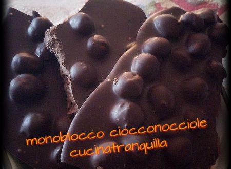 Monoblocco ciocconocciole